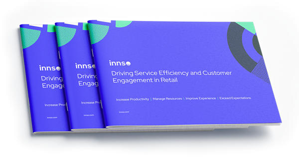 Retail service efficiency and engagemnt book